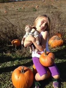Audra Pumpkin Patch