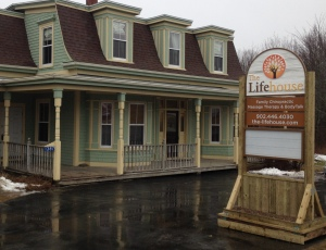 The Lifehouse is NOW OPEN!!