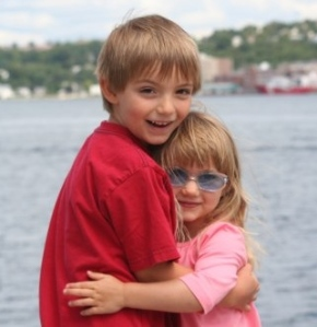 Ethan and Audra Ages 5 & 3